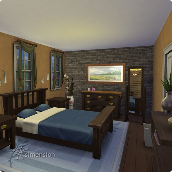 Sims bedroom 28 images my sims 3 blog alta teen for Bedroom designs sims 4
