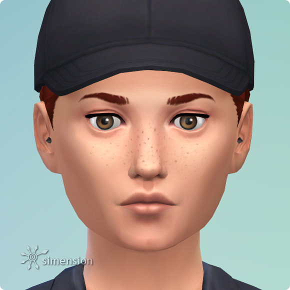 Sims 4 Download – Überkandidelt Earring Piekant Tragus